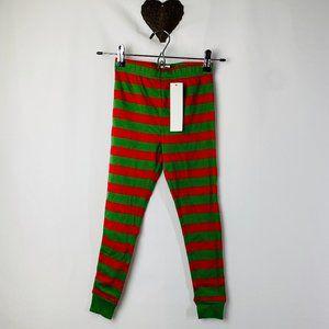 LEVERET - Striped Pajama Bottoms